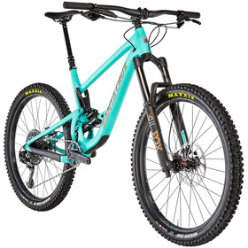Santa Cruz Bronson 3 AL S-Kit 2. Wahl blue